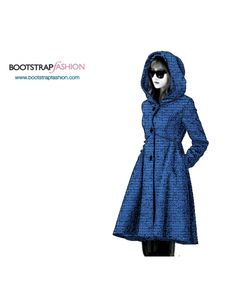 Bootstrapfashion.com - Designer Sewing Patterns, Free Trend Reports and Fashion Designer Resources Designer Sewing Patterns, Affordable Trend Reports and Fashion Designer Resources