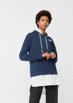 Sudadera algodón capucha   REF. 83013605   25,99€