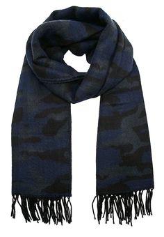 Urban Outfitters Schal blue Accessoires bei Zalando.de   Material Oberstoff: 100% Polyacryl   Accessoires jetzt versandkostenfrei bei Zalando.de bestellen!
