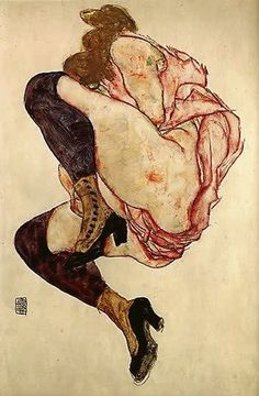 Artist Egon Schiele More Pins Like This At FOSTERGINGER @ Pinterest.