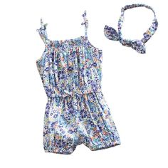 image Cute Girl Outfits, Cute Outfits For Kids, Cute Summer Outfits, Little Girl Dresses, Baby Girl Fashion, Cute Fashion, Fashion Beauty, Baby Girl Romper, Baby Girls