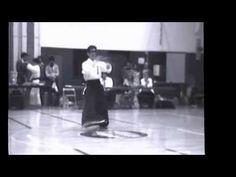 Chojiro Tani - Kata Shukokai Karate, Karate Kata, Shito Ryu Karate, Kanazawa, Dojo, Self Defense, Martial Arts, Warriors, Religion