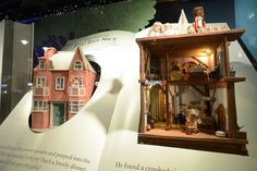 WORK: The Magic of Beatrix Potter in Fenwick's windows this Christmas – Creative Review Kindergarten Interior, Christmas Window Display, Creative Review, 3d Painting, Beatrix Potter, Design Museum, Book Characters, Whimsical, Windows