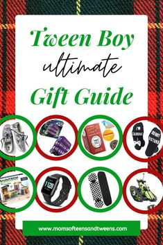 Perfect Gifts For Your Tween Boy Christmas Gifts For Teenagers, Gifts For Teens, Christmas Holiday, Holiday Fun, Tween Boy Gifts, Cool Gifts, Best Gifts, Eyes Game, Popular Birthdays