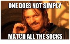 One Does Not Simply Meme | Funny memes - [One does not simply match] - FunnyMemes.com