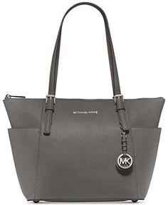 MICHAEL Michael Kors Jet Set East West Top Zip Tote - Michael Kors Handbags - Handbags & Accessories - Macy's