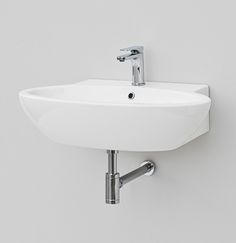 File 2.0, design Meneghello Paolelli Associati. #TheArtceram    wall-hung washbasin 75x51