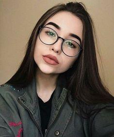 49c3ead72ae chica usando gafas Glasses Frames
