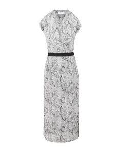 AXARA PARIS Women's Long dress Grey S INT