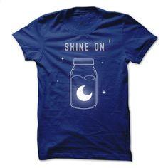 Moonshine Shine On Mason Jar with Stars T Shirts, Hoodies, Sweatshirts - #t shirt ideas #capri shorts. ORDER HERE => https://www.sunfrog.com/LifeStyle/Moonshine-Shine-On-Mason-Jar-with-Stars-RoyalBlue-34048910-Guys.html?60505