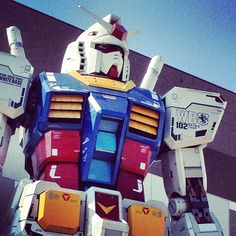 RX-78-2 - @hax- #webstagram