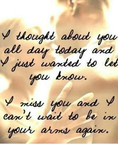 you are in my every thought
