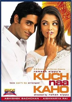 Kuch Naa Kaho. Indian movies, Indian cinema (Bollywood movies) <3