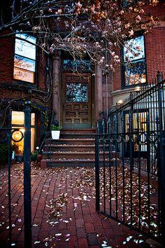 Springtime in Boston, Massachusetts