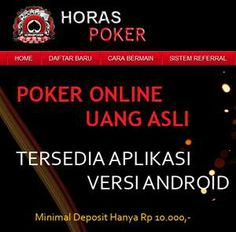 Poker Online Uang Asli - Situs Poker Online Uang Asli