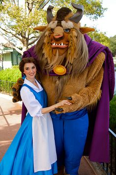 Belle and Beast!
