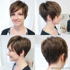 Pixie Hairstyle - Kara's Haircut Transformation - pixie360