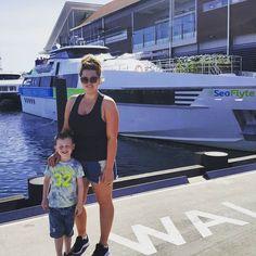 Ferry to Rottnest Island :) #oz #hols #ferry #rottnestisland #besties #sunshine #evansfirsttimeonaboat by audzkeatz88 http://ift.tt/1L5GqLp