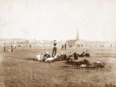 Blackheath Village Green, c1890.