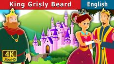 King Grisly Beard: the most beautiful children's tales Stories For Kids, Short Stories, English Story Books, English English, English Grammar, Prince Stories, The Jungle Book, Lion And The Mouse, 12 Dancing Princesses
