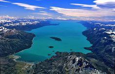 Seno del Almirantazgo, Tierra del Fuego, Chile
