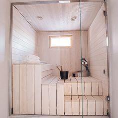 Siparila.fi vire -paneeli Saunas, Photo Wall, Bathroom, Bed, House, Furniture, Home Decor, Google, Design