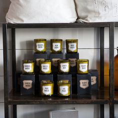 Our fragrance candles are great for Spring! Lavender to calm your mind, Rosemary to lift your mood and Jasmine to eliminate stress. Check out the full collection at http://www.izola.com/collections/Candles #candles