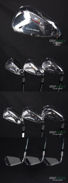 Golf Clubs 115280: New Taylormade M2 2016 Iron Set 5-Pw Regular Right-H Steel Golf Clubs #8245 -> BUY IT NOW ONLY: $490.99 on eBay!