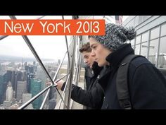 A Day In New York. If anyone knows if the girl at the end has a YouTube. Pleeaassee tell me. She is so good! (Sorry. Not one direction related) -Es