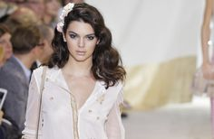 Kendall Jenner does bizarre act in the back of a...