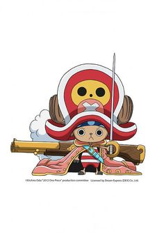 Chopper. One Piece Film Z.