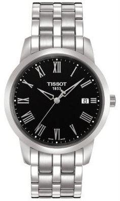 T033.410.11.053.01, T0334101105301, Tissot classic dream watch, mens