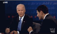 The Internet's Funniest Reactions to the VP Debate from Look What I Found