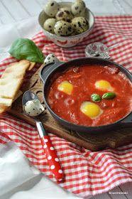 Uova al pomodoro // tomato eggs