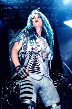 Alissa White-Gluz | Arch Enemy