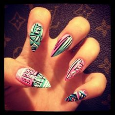 cute nails that i have to get