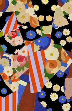 Paintings by Inès Longevial