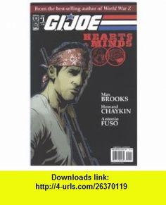 G.I Joe Hearts  Minds #1 Cvr B (G.I Joe Hearts  Minds, #1 Cover B) Max Brooks, Howard Chaykin ,   ,  , ASIN: B005TJ8A9A , tutorials , pdf , ebook , torrent , downloads , rapidshare , filesonic , hotfile , megaupload , fileserve