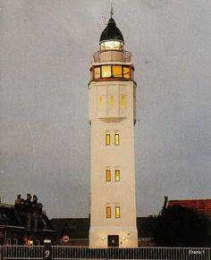 Waddenzee / Friesland / Harlingen Lighthouse, Netherlands