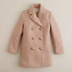 J. Crew Girls Coat  little girl clothes !