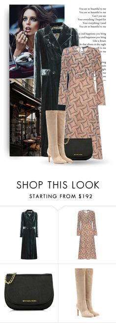 """""""#6749"""" by bliznec ❤ liked on Polyvore featuring Etro, MICHAEL Michael Kors and Gianvito Rossi"""