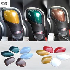 2pcs/lot Car stickers ABS material Paint gear Lever head decoration cover for 2013-2018 Volkswagen VW Beetle Review Volkswagen, Vw Beetles, Car Stickers, Nespresso, Cover, Stuff To Buy, Autos, Rolling Stock, Vw Bugs