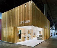 Inbani stand FRANCESC RIFÉ STUDIO