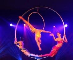 Phenomenal Ground Acts | A2D2 ~ Aerial Dance Cirque Company
