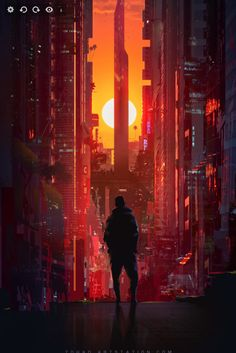 Image dump from my cyberpunk/sci-fi favorites folder. Cyberpunk City, Ville Cyberpunk, Cyberpunk Kunst, Cyberpunk Aesthetic, Futuristic City, City Aesthetic, Fantasy Landscape, Fantasy Art, Wallpaper City