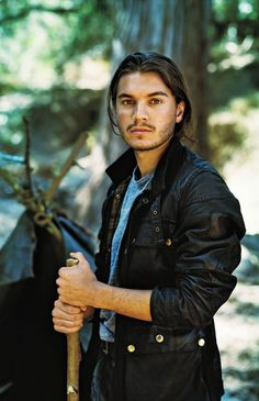 Emile Hirsch by Marc Hom