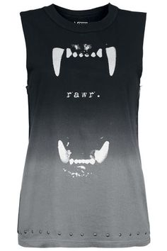 Raw Muscle Tank by Vans