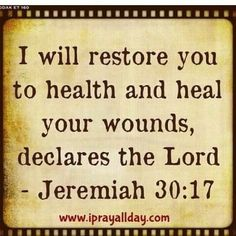 Healing Scriptures, Prayers For Healing, Prayer Scriptures, Faith Prayer, Prayer Quotes, Bible Verses Quotes, Faith In God, Faith Quotes, Healing Prayer