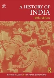 A History of India - Kulke and Rothermund History Of India, Ancient History, Modern History, Reading Material, Textbook, Books, Indian, Cover, Livros