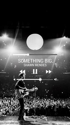 Shawn Mendes - Something Big | Shawn Mendes phone wallpaper by @puthparadise